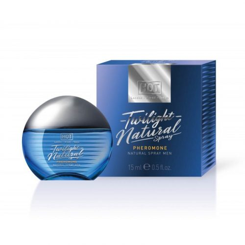 HOT Man Twilight Natural extra strong feromon férfi parfüm